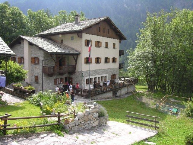 Benedizione degli Alpinisti e degli Attrezzi (area occidentale) - 16 giugno 2019
