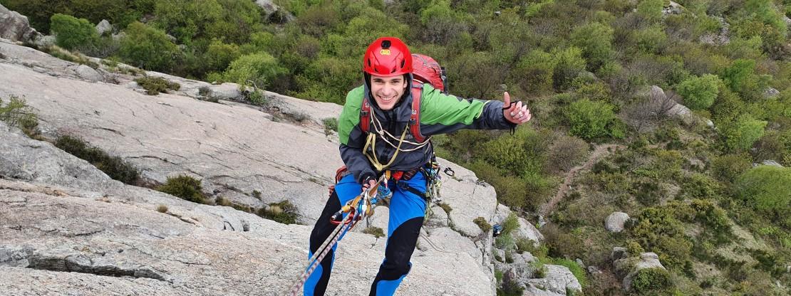 E` ripartito il I Corso di formazione alpinistica continua