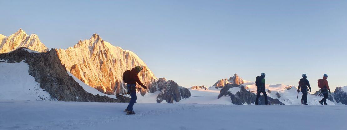 Al via il I Corso di formazione alpinistica continua
