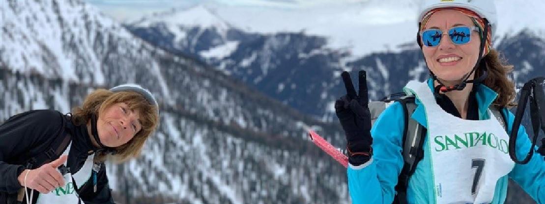 46 Rally di Scialpinismo e 8 Gara con Racchette da Neve