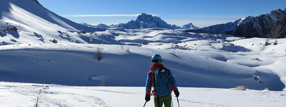 Aggiornamento Avanzato di Scialpinismo 2020