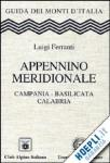 Guida dei Monti d'Italia, Appennino meridionale: Campania - Basilicata - Calabria