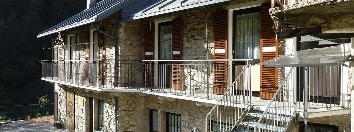 Casa Alpina Fornari-Duvina